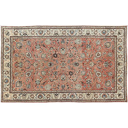 Persian Tabriz Rug, 9'9 x 16'