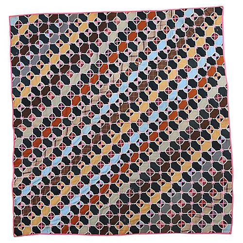 Handmade Cotton Quilt