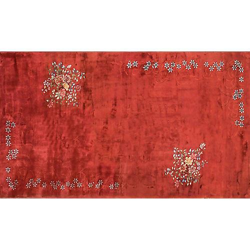 """Chinese Carpet, 10' x 17'6"""""""