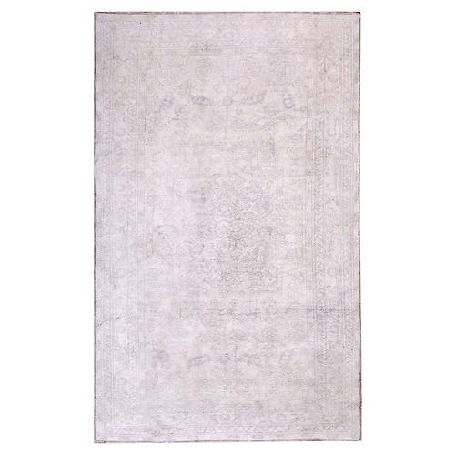 """Agra Rug, 4'6"""" x 7'4"""""""