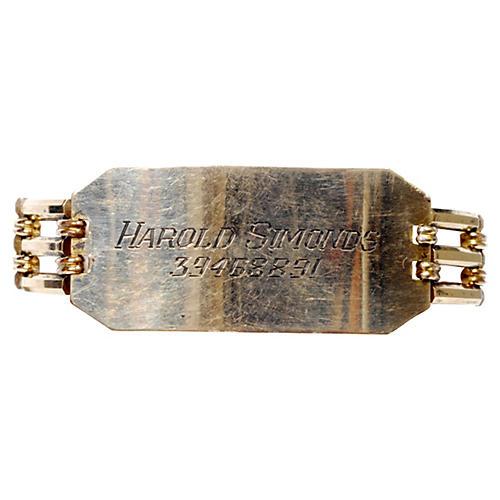 Gold-Filled ID Bracelet