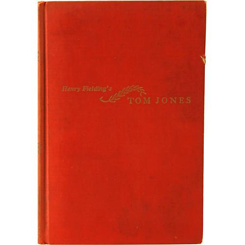 The History of Tom Jones, 1st Ed