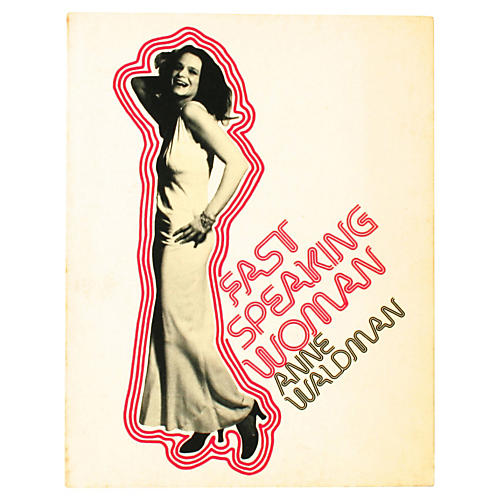 Fast Speaking Woman, 1st Edition