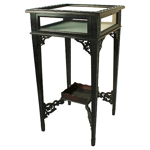 Chippendale-Style Side Table