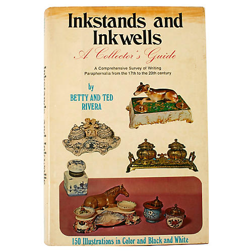 Inkstands and Inkwells Collector's Guide
