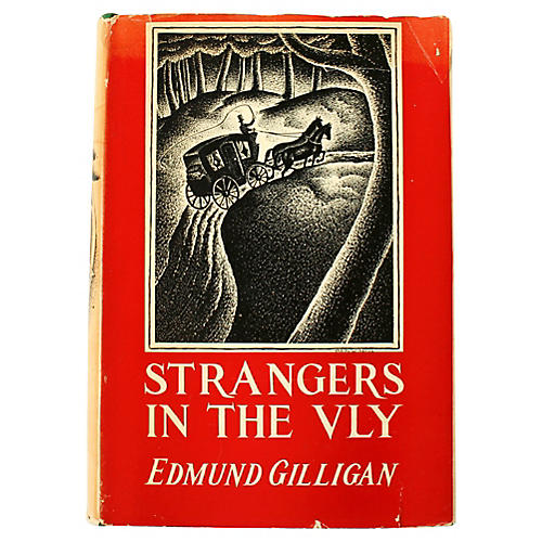 Strangers in the Vly, 1st Edition
