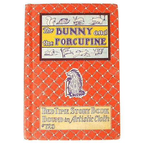 The Bunny & The Porcupine Story Book