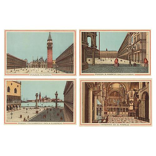 San Marco Square, Venice, S/4