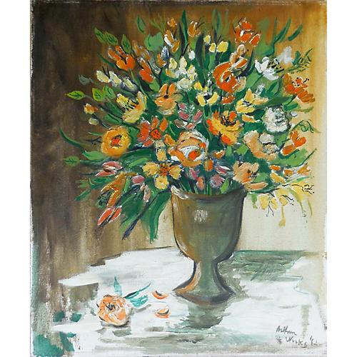 Spring Bouquet, 1962