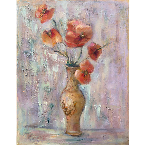 Still Life of Poppies