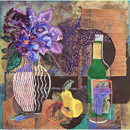 Still Life w/ Lilacs