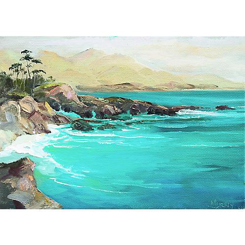 China Cove, Point Lobos, Kathleen Murray