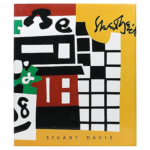 Stuart Davis, 1st Ed.