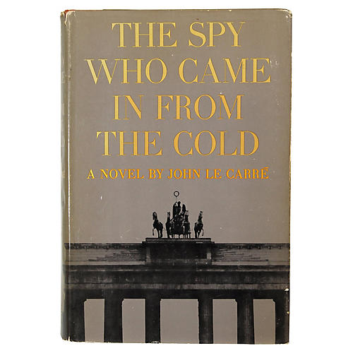 Spy Who Came in From the Cold, 1st Ed.