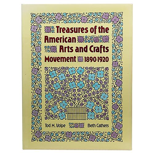 Treasures of American Arts & Crafts