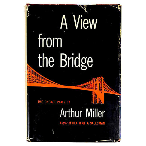 A View from the Bridge, First Edition