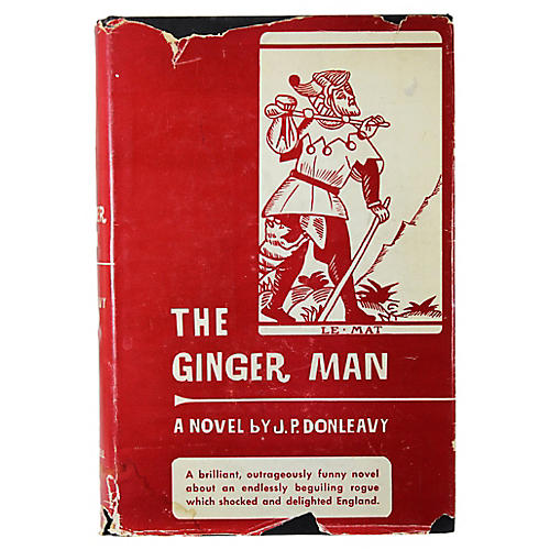 The Ginger Man, First Edition