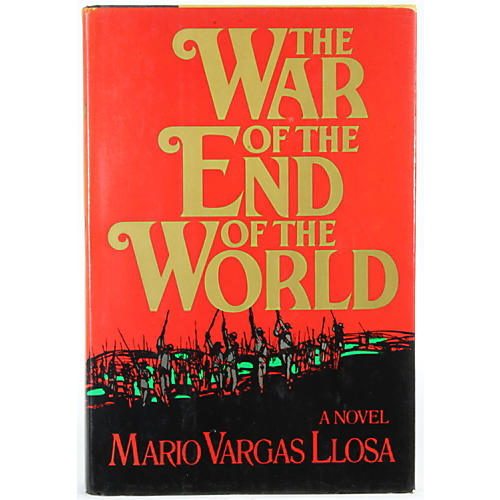 The War of the End of the World, 1st Ed.