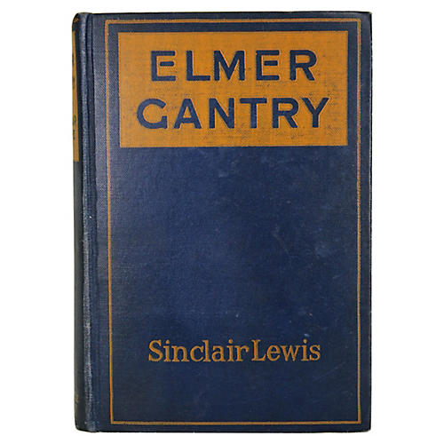 Elmer Gantry, Early Printing