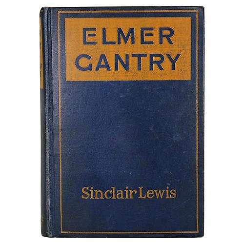 Elmer Gantry, Early Printing