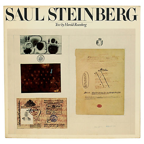 Saul Steinberg, 1st Edition