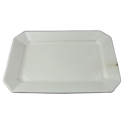 Large Charticurie Plate