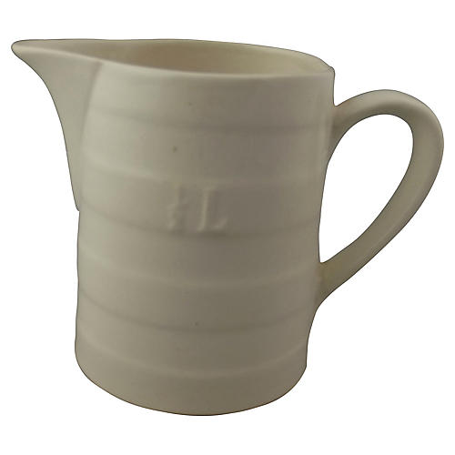Belgian Ironstone 1/2 L Pitcher