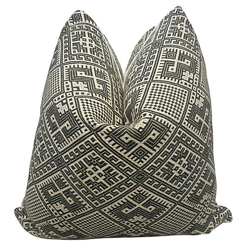 Vintage Tribe & Berber Pillow