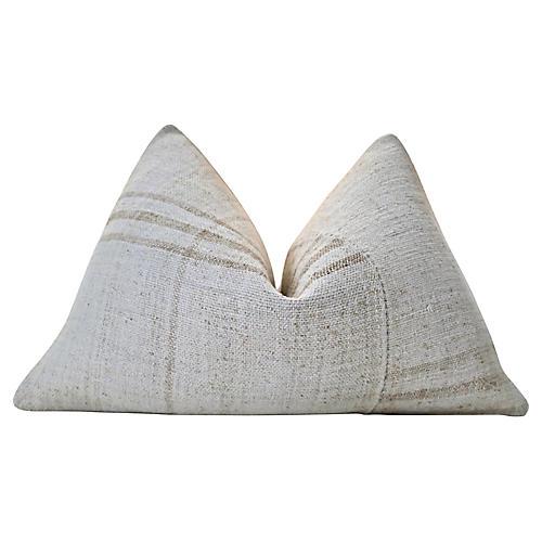 Berber Handwoven Kilim Pillow