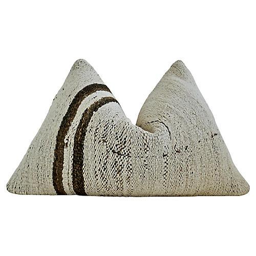 Handwoven Berber Kilim Pillow
