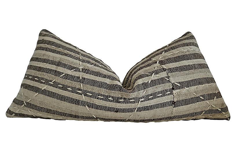 Berber Handwoven Kilim Body Pillow