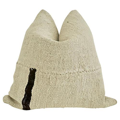 Vintage Berber Tribal Kilim Hemp Pillow
