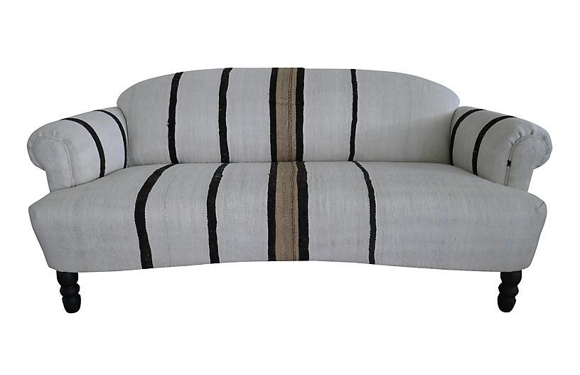 Desert House Vintage Kilim Sofa