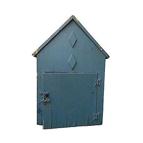 Rustic Horse Tack Box