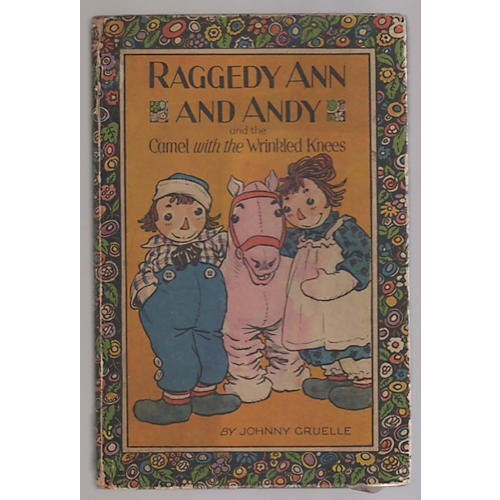 Raggedy Ann and Andy and the Camel