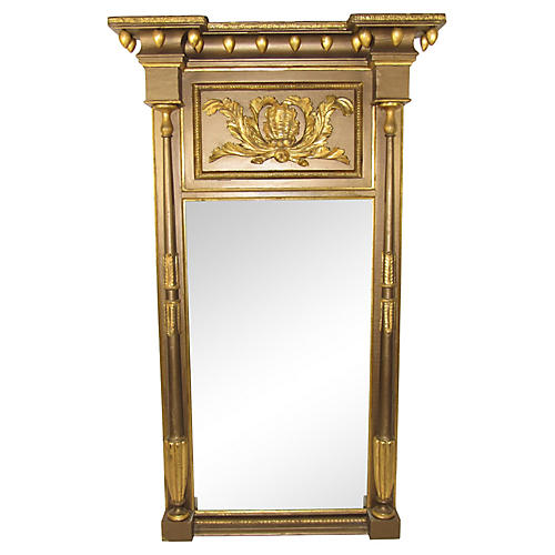 English Regency Mirror