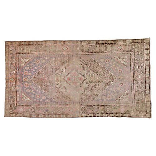 "Antique Khotan Rug, 6' x 11'3"""