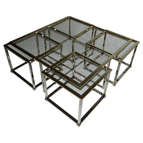 Large Maison Jean Charles Coffee Table