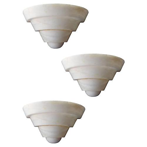 Spanish Sconces, S/3