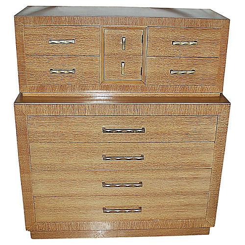 1960s Thomasville Highboy Dresser