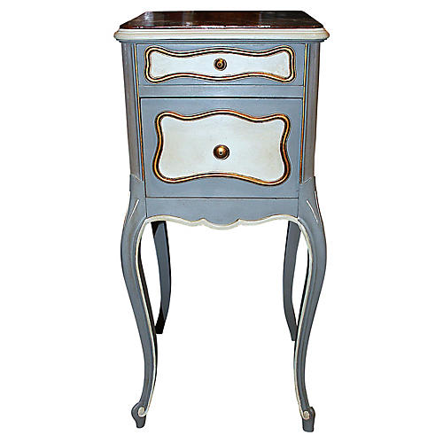 19th-C. French Nightstand