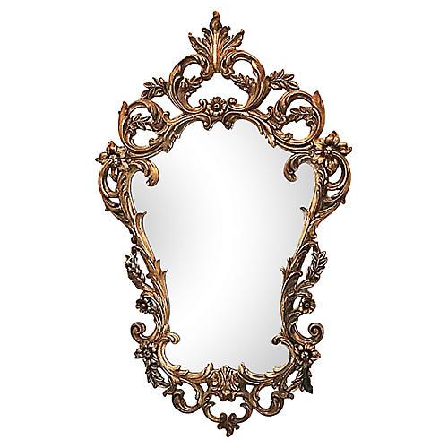 Rococo-Style Mirror