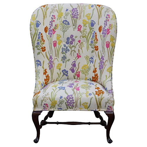 1960s Wingback Chair