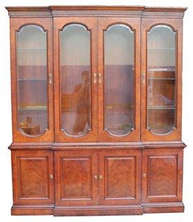 Genial Midcentury Henredon China Cabinet   Cabinets U0026 Hutches   Living Room    Furniture | One Kings Lane