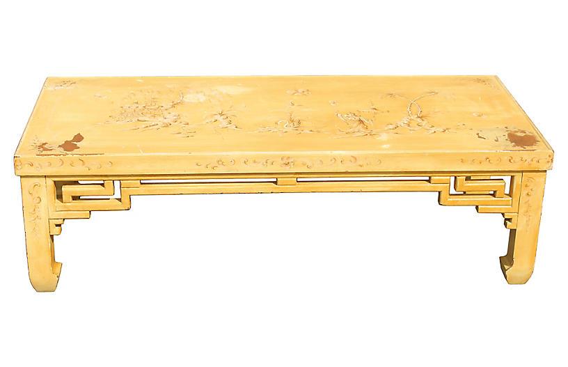 Astonishing Midcentury Asian Style Coffee Table Beatyapartments Chair Design Images Beatyapartmentscom