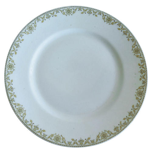 Haviland Limoges Plates, S/6
