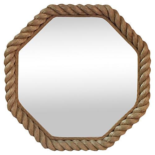Rope Mirror Audoux Minet