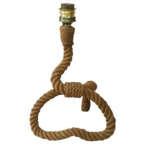 Audoux Minet Rope Lamp