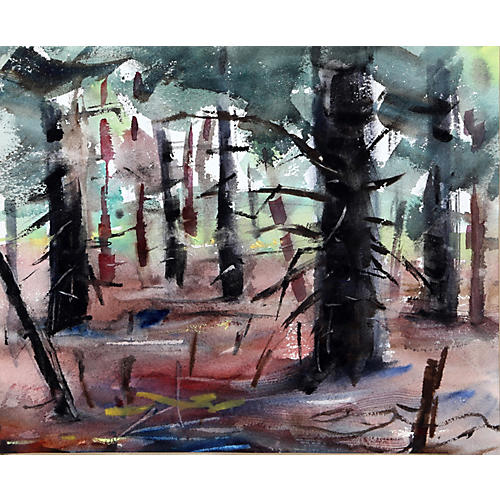 Forest by Eve Nethercott