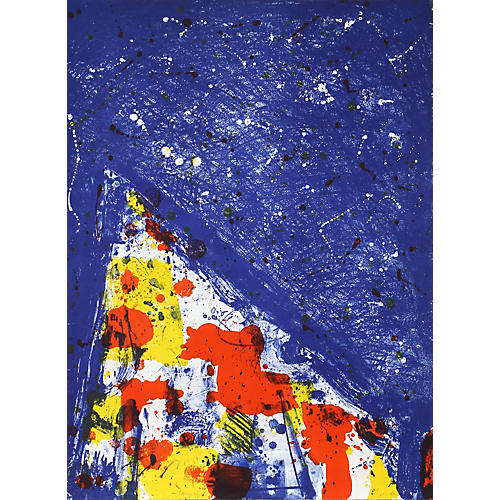 Starry Night by Arthur Secunda